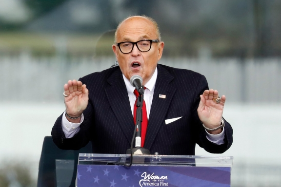 New York State Bar Association considers removing Giuliani from its membership